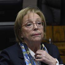 Huenchumilla emplaza a Piñera por nombramiento de jueza Repetto:
