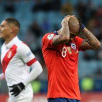 Chile cayó categóricamente ante Perú y se frustró el sueño del tricampeonato