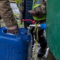 Intendente entrega nuevo balance del corte de agua en Osorno: suministro estará al 100%