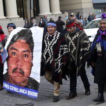 Familia de Camilo Catrillanca pide observación de Michelle Bachelet en el proceso judicial