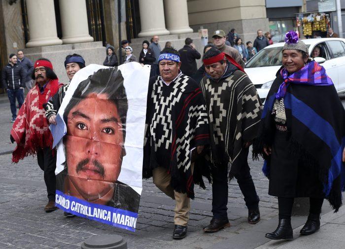 Fijan fecha de audiencia de preparación del juicio oral por crimen de Catrillanca