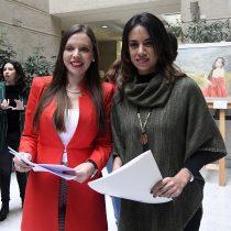 Diputadas RN Camila Flores y Paulina Núñez solicitaron remoción de directora del INDH