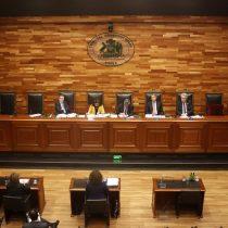 Le llueve sobremojado: TC declara inadmisible recurso de inconstitucionalidad del suspendido juez Marcelo Vásquez