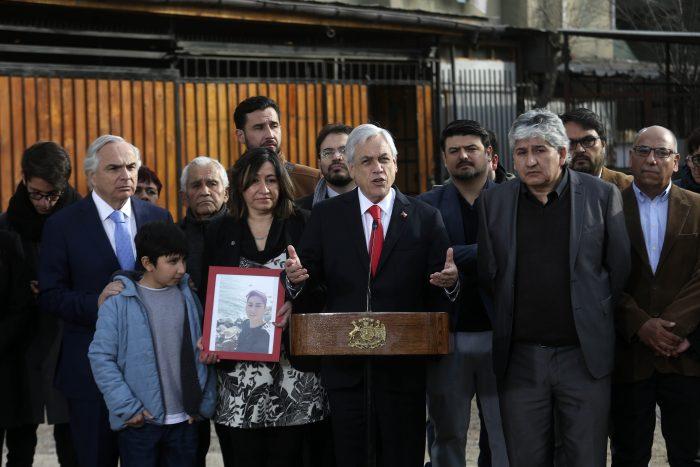 A más de un año de ser presentada, Piñera promulga la Ley Antiportonazos