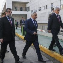 Piñera pide apurar ley antiterrorista ante ataque en Comisaría de Huechuraba