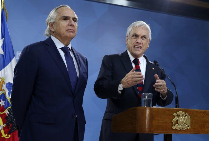 Piñera emplaza nuevamente al Congreso a aprobar ley antiterrorista por atentado en Comisaría de Huechuraba