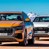 Audi Q8 comienza una exclusiva pre venta en Chile