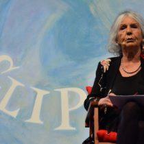 """Intelectual argentina Beatriz Sarlo: """"Durante 30 siglos la lectura ha sido el soporte de la memoria, eso cambió"""""""
