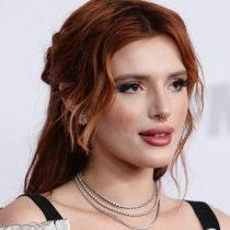 Actriz Bella Thorne se suma a las estrellas «pansexuales»
