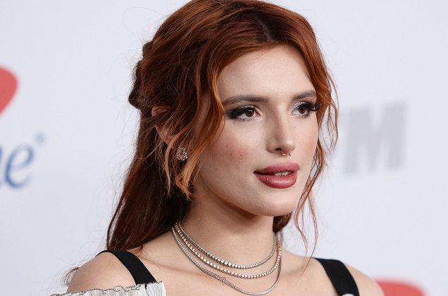 """Actriz Bella Thorne se suma a las estrellas """"pansexuales"""""""