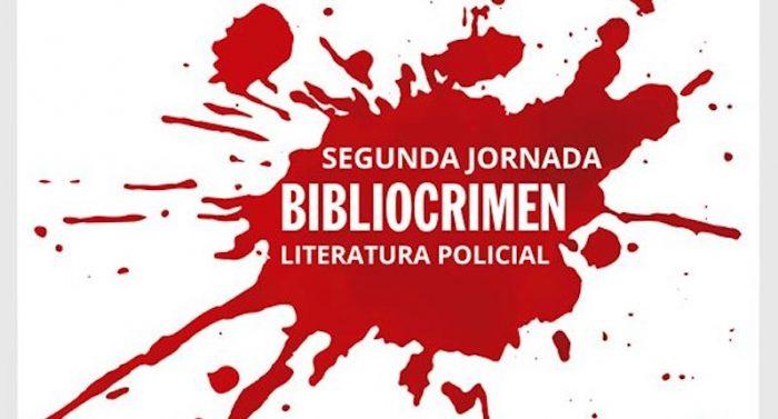 Jornada de Literatura Policial Bibliocrimen en Biblioteca de Providencia