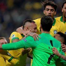 ¿Y el VAR?: toda Argentina se fue en contra de los jueces del partido contra Brasil por penales no cobrados