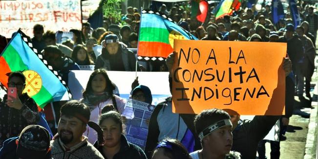 ¿Nos queda grande el Poncho de la Consulta Indígena?