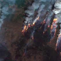 Incendios amenazan el permafrost del Ártico: descongelamiento podría causar reacciones en cadena irreversibles