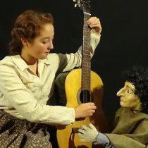 """Obra familiar sobre la vida de Víctor Jara """"El hijo de Amanda""""en Teatro Mori"""