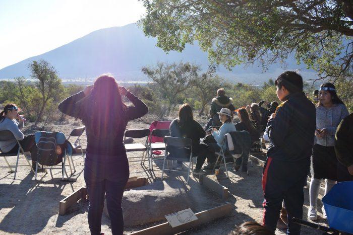 Parque RupestreMonte Aranda se prepara para las Vacaciones de Invierno