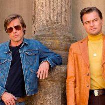 DiCaprio, Pitt y Robbie alaban la