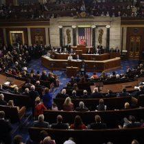 Cámara de Representantes de EEUU rechazó moción para lanzar un proceso de destitución contra Trump