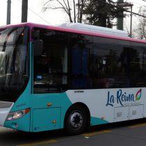 Municipio recibe tres buses eléctricos del Gobierno Regional Metropolitano