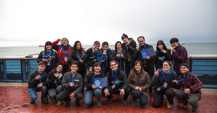 Feria Escolar Antártica: Semillero de los próximos científicos y científicas