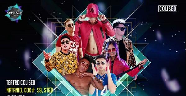 El Festival Urban Santiago se tomará el centro de la capital