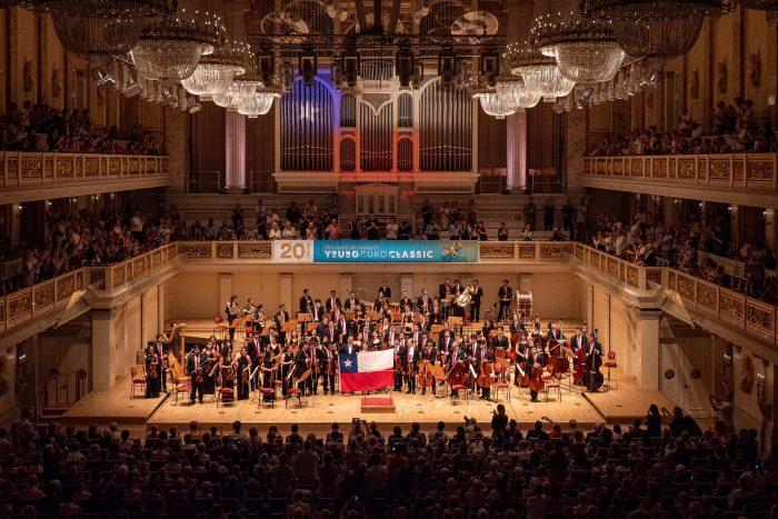 Medios alemanes destacan participación de orquesta juvenil chilena en festival local