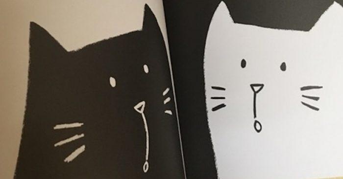 """Libro infantil  """"Gato negro, Gata Blanca"""": enseñar sobre el valor de las diferencias"""