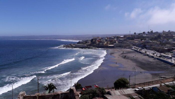Estudio revela que el 80% de playas chilenas presentan erosión y amenaza operación de puertos