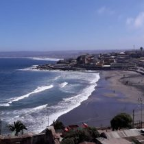 Estudio revela que el 80% de playas chilenas presentan erosión por fenómenos producto del cambio climático