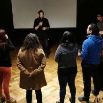 Talleres formativos de los Temporales de Teatro fueron dictados por destacados artistas en Puerto Montt