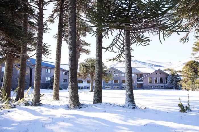 Corralco: paraíso invernal