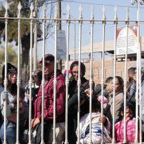 Venezolanos en Chacalluta: INDH emplaza al Estado de Chile a