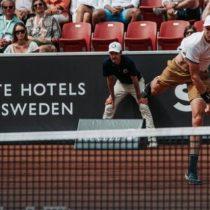 El punto de la victoria de Jarry frente a Londero que le dio su primer título ATP en Bastad!