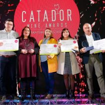 Los productores de vinos campesinos de Ránquil que se consagraron en Catad'Or 2019