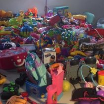 Campaña que recicla juguetes promueve la economía circular