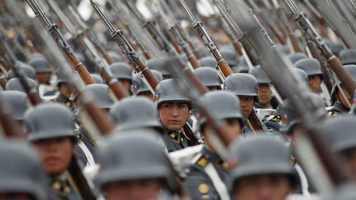 Diputados de la Comisión de Inteligencia sesionarán en sede del Ejército por escuchas telefónicas