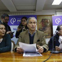 Los cómputos del Colegio de Profesores que confirman el paro docente por quinta semana consecutiva