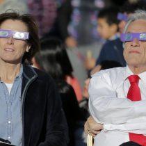 Mineduc defiende viaje de Cubillos a ver el eclipse: fue en