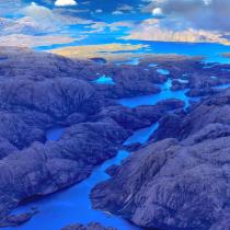 Salmonera Nova Austral busca instalar 196 jaulas en aguas de la recientemente creada Reserva Nacional Kawéskar