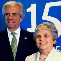 Pesar en Uruguay: fallece María Auxiliadora Delgado, esposa de Tabaré Vázquez