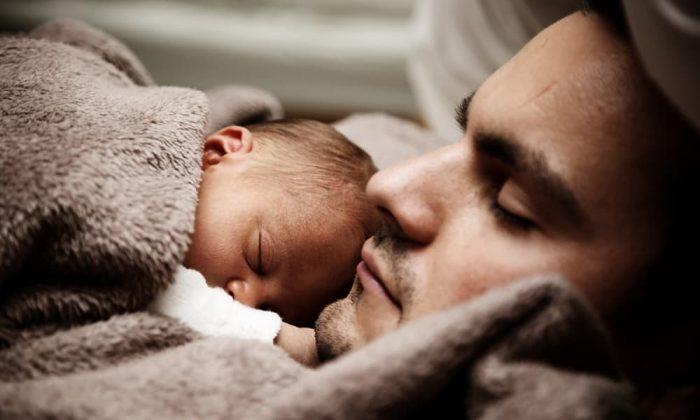 Amor de papá: más de 700 mil hombres ejercen una paternidad activa en familias monoparentales