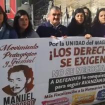 Profesores comunistas rechazan propuesta del Mineduc para poner fin al paro: