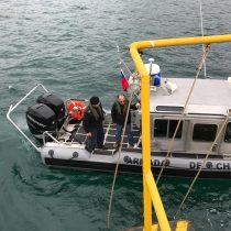 SMA fiscaliza terminales marítimos de la Bahía Quintero