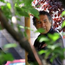 Hernán Rivera Letelier y su Parkinson: