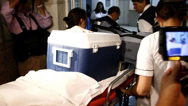 Insólito: Familia de donante denuncia que órganos no pudieron ser trasladados a Santiago por falta de avión