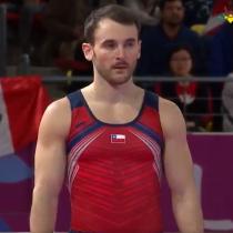 Primera de oro para el Team Chile: Tomás González campeón en los Juegos Panamericanos