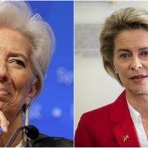 Mujeres que tomaron las riendas en la Unión Europea y rompieron con más de 60 años de hegemonía masculina