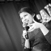 """Paola Molina, comediante y escritora: """"En el chiste feminista el sujeto patético es el hombre abusador"""""""