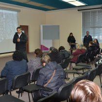 ENAP Refinería Bío Bío realiza reuniones informativas con vecinos y autoridades de Hualpén