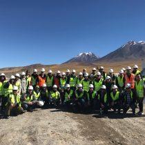 Con visita a Cerro Pabellón concluyó la primera cumbre geotérmica Geolac realizada en Chile